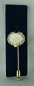 ADAC Anstecknadel PIN für 40 JAHRE MITGLIEDSCHAFT - neu - OVP im Etui
