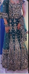 Bridal Lehenga/ wedding gown/engagement gown
