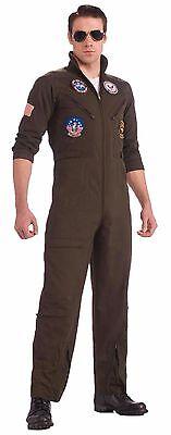Rubies Top Gun Maverick Tom Cruise Plus Size Adult Mens Halloween Costume 17840