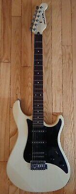 YAMAHA RGS 112P White  Vintage Used Japan white body Rare!! RGS 112P