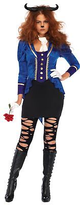 Beastly Beauty Adult Womens Costume Sexy Belle Beauty and Beast Halloween - Belle Beauty Beast Halloween Costume Adults