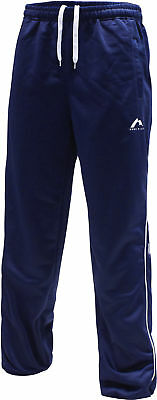 More Mile Mens Football Training Pants Sports Tracksuit Bottoms