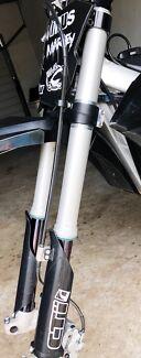 Kawasaki kxf450 Showa SFF Racetech Spring Forks