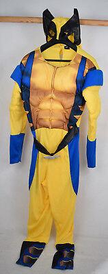 X-Men Origins Wolverine Movie Costume Halloween Marvel