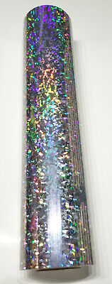 Crystal Holographic Sign Plotter Cutter Vinyl Roll