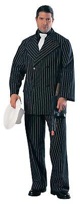 Deluxe Gangster Man Plus Size Costume Size - Plus Size Gangster Costumes