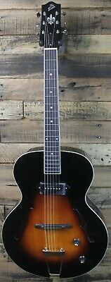 The Loar LH-309-VS  Hollowbody Archtop Electric Guitar #R3473
