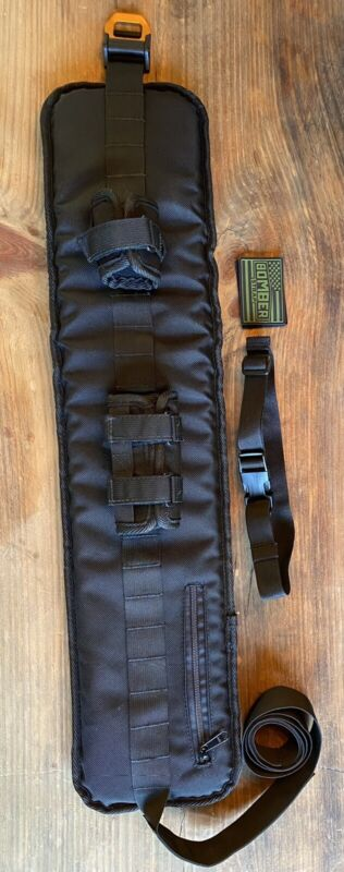 Black Mega Bomber Strap (Transports Bicycle On Your Tailgate) Lightly used