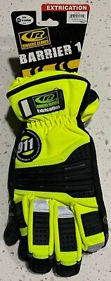 Ringers Extrication Barrier 1 Hi Vis Gloves 327-11