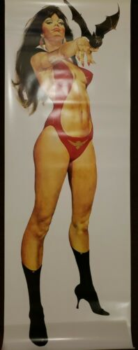 "VAMPIRELLA 24"" X 72"" LIFE-SIZE DOOR POSTER From Dynamite Entertainment"