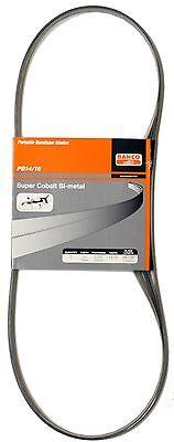 Portable Band Saw Blade Bi Metal 1418-tpi 5 Pack 44-78 Long Bahco