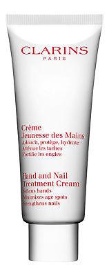 Clarins Hand & Nail Treatment Cream 3.5 oz 100 ml. Sealed Fresh
