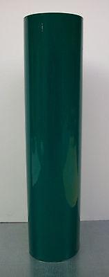 Green Reflective Vinyl 16 X 12 Sign Plotter Cut - Sticker Decal Sheet Roll