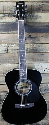 Savannah SO-SGO-09E-BK 000 Acoustic-Electric Guitar For repair  #R5173