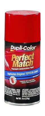 Dupli-Color BTY1560 Super Red II Toyota Exact-Match Automotive Paint - 8 oz. ...