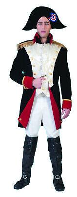 4tg Herren Kostüm NAPOLEON Bonaparte historische Uniform General Kaiser 52 / 54