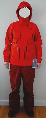 New with Tag Men's North Face Halo Detachable Snow Suit