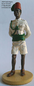 HQ-painted-54-mm-lead-soldier-very-detailed-collectable-1929-Colonie-Somalia