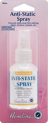 Anti Static Spray - Reduce Static Elecricity On Clothes H814