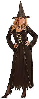 Cassie Hexen Halloween Kostüm NEU - Damen Karneval Fasching Verkleidung Kostüm