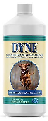 Dyne High Calorie Dietary Supplement For Dogs & Pups - 32 oz