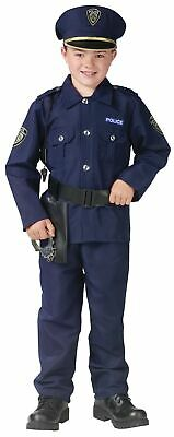 Police Officer Costume Child (Policeman Police Officer Cop Child Costume)