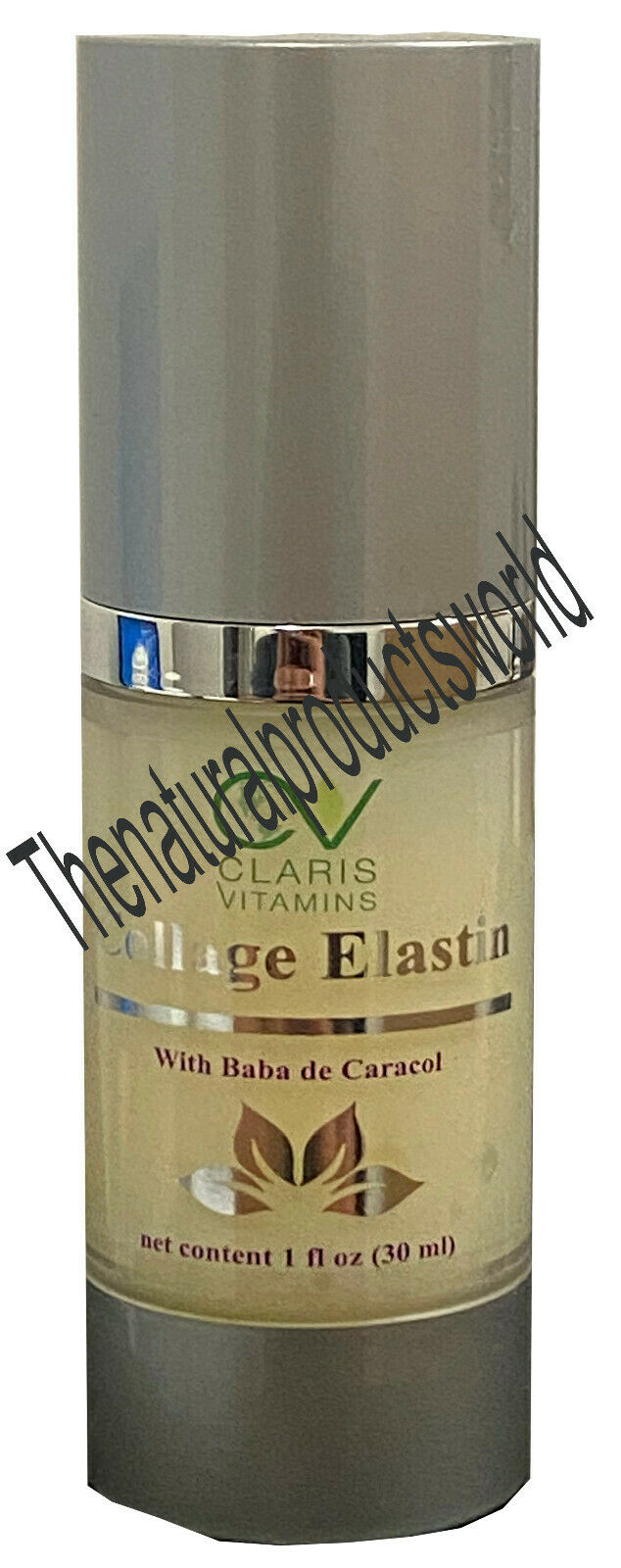 BABA DE CARACOL SNAIL EXTRACT & COLLAGEN ELASTIN CREAM GEL 1 Oz SKIN CARE