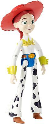 Jesse From Toy Story (Disney Pixar Toy Story JESSE THE COWGIRL 7-inch Posable)