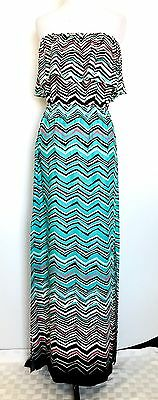 Necessary Objects Maxi Dress. Strapless NWT Retails $98 Price $48 XS