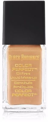 Black Radiance Color Perfect Liquid Make-Up, Butter Scotch 1 oz