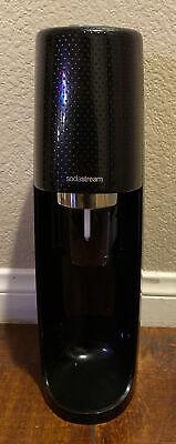 SodaStream Jet Sparkling Water Maker, Black *Tested & Free-Ship* No CO2*