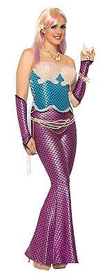 , Frauen Kostüm #DE (Meerjungfrau Korsett Kostüm)
