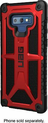 Monarch Series (Urban Armor Gear - Monarch Series Case for Samsung Galaxy Note9 - Crimson)