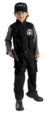 Kid'S Jr. Swat Team Costume By Dress up - Swat Kostüme Kid