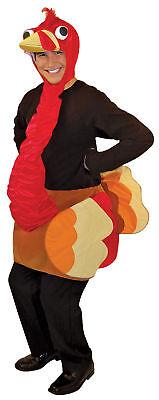 ADULT TURKEY THANKSGIVING BIRD COSTUME GC312 - Adult Turkey Costumes