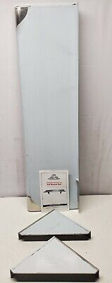 Advance Tabco Wall Mounted Shelf New Ws-10-36-16 Stainless Steel 10 X 36 16ga