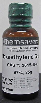 Hexaethylene Glycol 97 25g