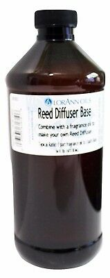 Reed Base 16 oz LorAnn Oils for Stick Diffusers Essential Oils Aromatherapy