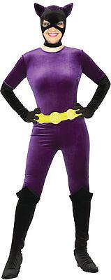 Catwoman Gotham Girls Adult Women Costume Comics Movie Theme Sexy Hero Halloween