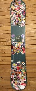 """Limited 161"""" snowboard"""