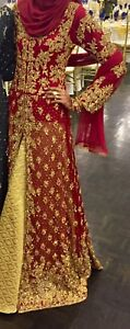 Indian Bridal dress with skirt and pants