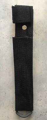 Tactical Holster Nylon Duty Belt Case Fits Steel Telescopic 26 Police Baton New
