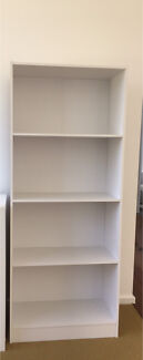 Brand new 4 tier bookshelf