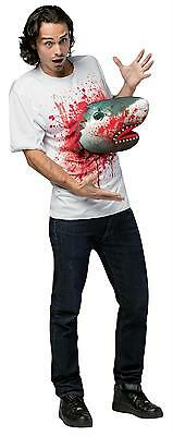 ADULT SHARKNADO 3D ATTACK SHIRT MOVIE FUNNY BEACH PARTY COSTUME - Funny Beach Party Kostüm