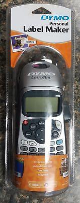 New Dymo Letratag Handheld Personal Label Maker Lt-100h Lt 100h Labeler