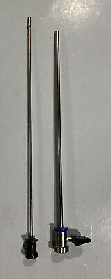 Olympus 5mm Single Flow Hysteroscopy Sheath And Obturator A4760