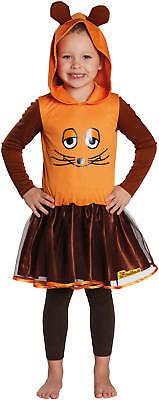 Die Maus Die Sendung mit der Maus Kinder Karneval Fasching Kostüm (Kostüm Sendung)
