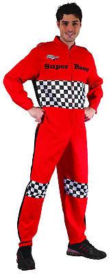 Rennfahrer Kostüm für Herren Cod.221748
