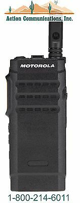 New Motorola Sl300 - Uhf 403-470 Mhz 3 Watt 2 Channel Digitalanalog Radio