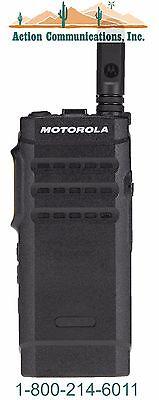 New Motorola Sl300 - Uhf 403-470 Mhz 3 Watt 2 Channel Digitalanalog Radio